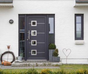 Haustüren aus Polen gibt es in vielen verschiedenen und individuellen Ausführungen.
